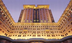 HONG KONGS BÄSTA HOTELL: THE PENINSULA