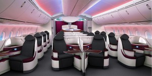"FLYG ""STATE-OF-THE-ART"" DIREKT TILL QATAR"