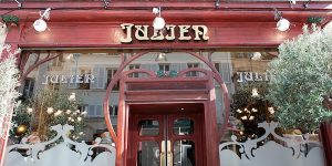 PARIS RESTAURANGER: BRASSERIE JULIEN