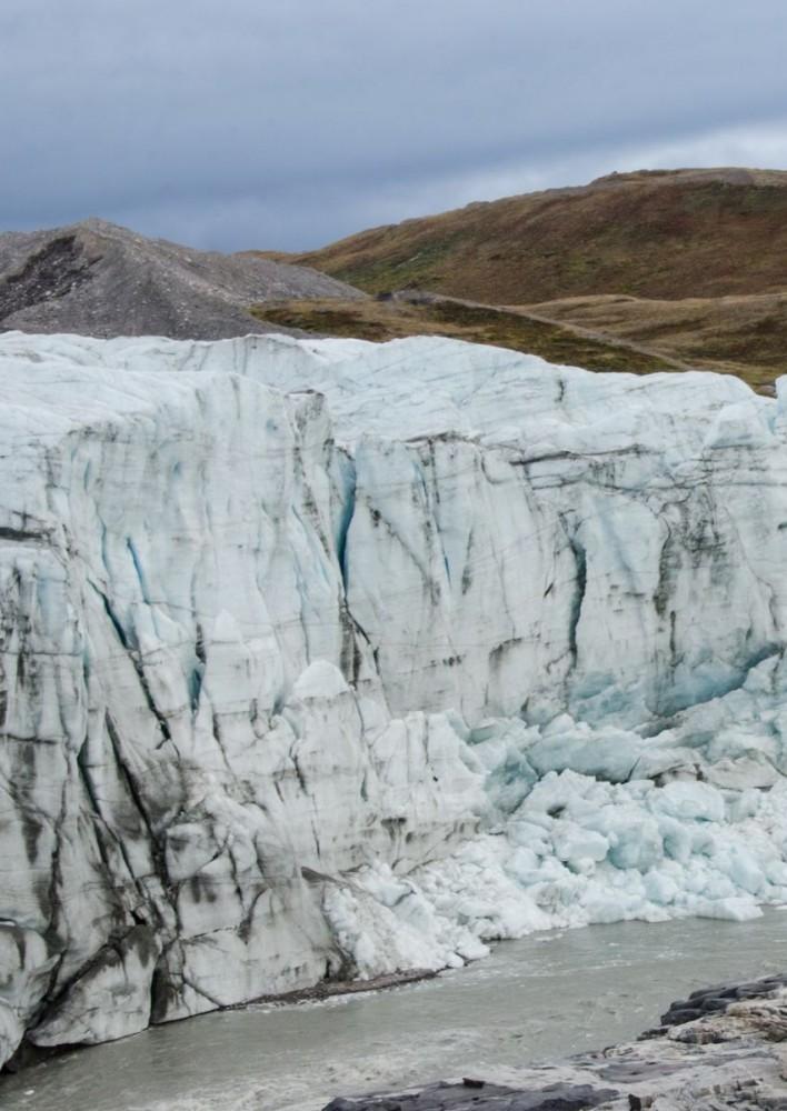 Inlandsisen - Russel glacier 3 (7032b Bjorn)