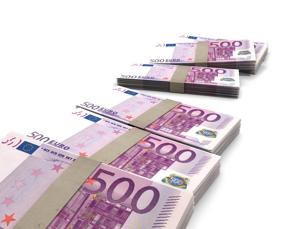 vad står euron i idag