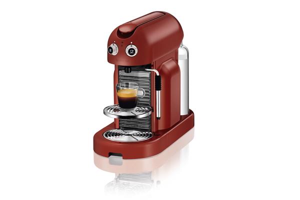 Nespresso Maestria Rosso - riktigt snygg retro
