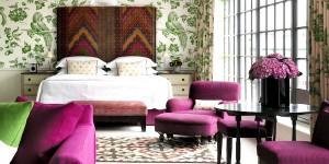 HOTELL I LONDON: THE SOHO HOTEL
