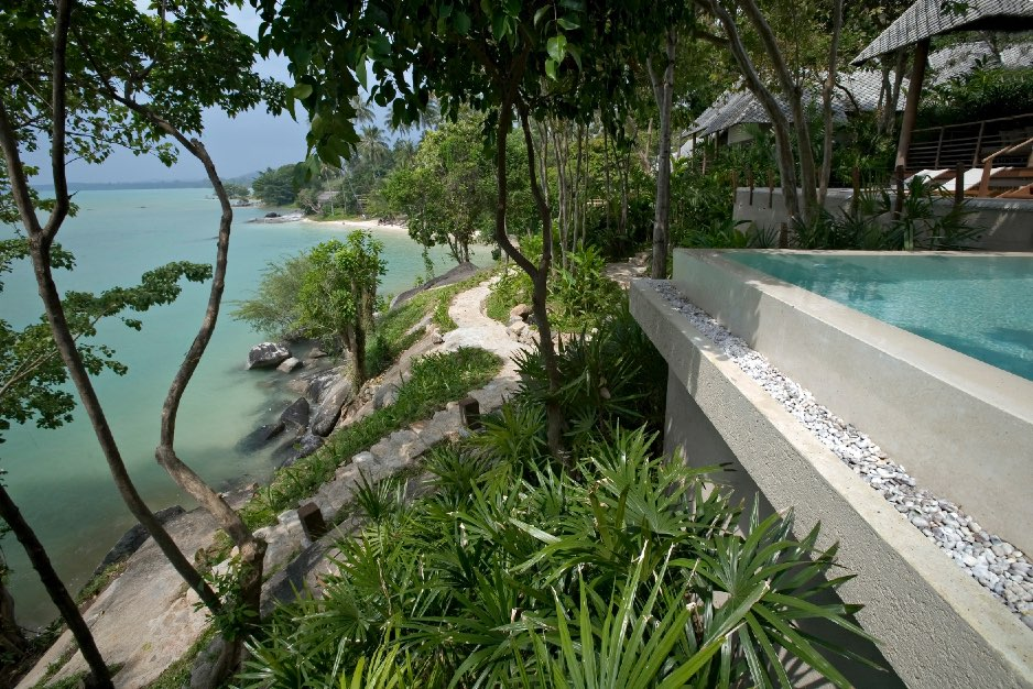 2 Bedroom Beach Front Pool Villa at Kamalaya