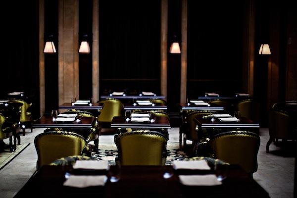 The NoMad Atrium - Benoit Linero