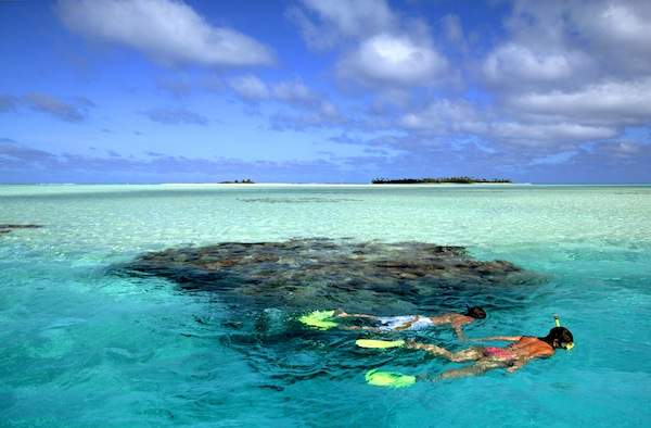 29. Pacific Resort Aitutaki - Snorkeling