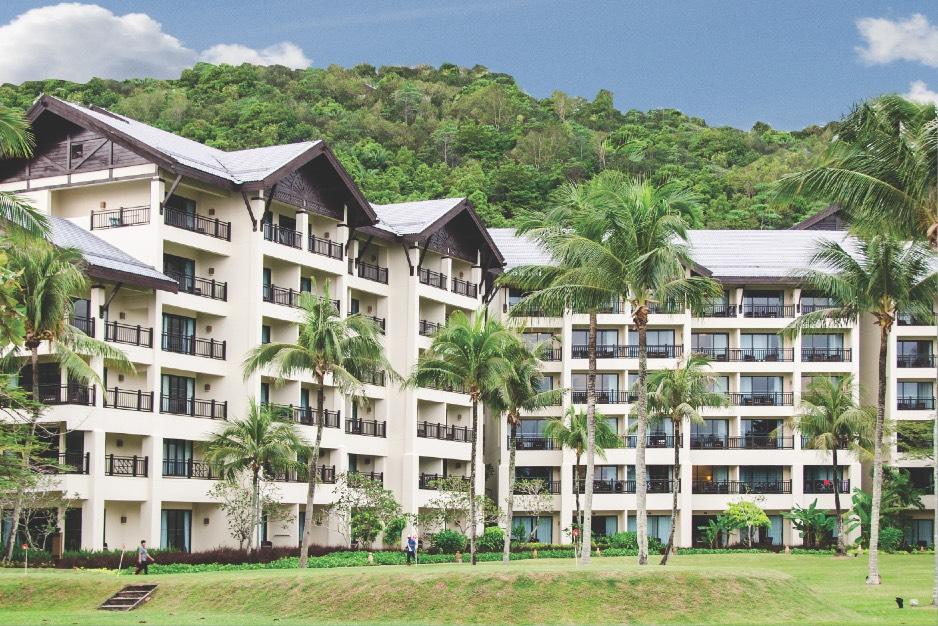 BestOfBorneo - 4 ShangriLa hotel exterior (DSC_4905)