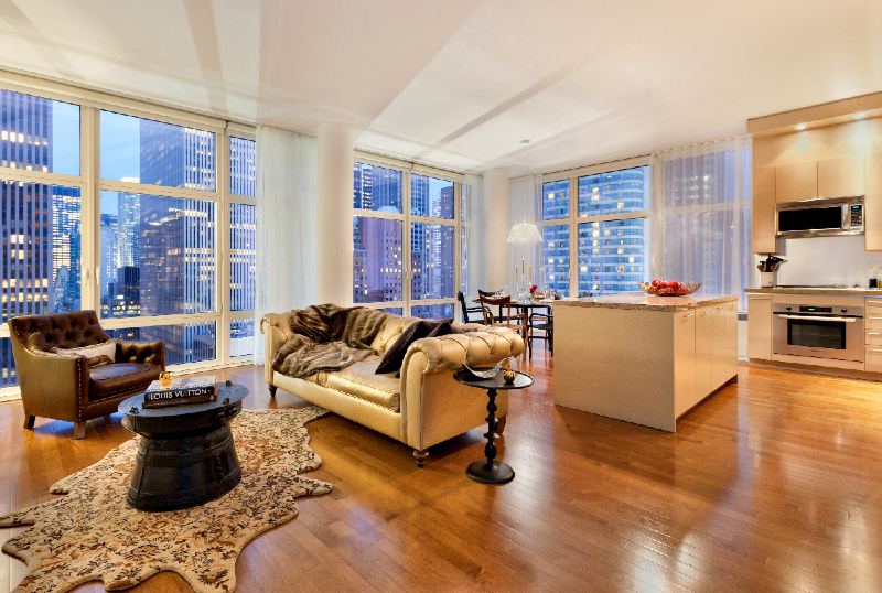 Broadway Penthouse, New York City