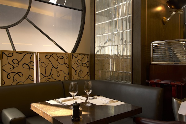 Scott's Restaurant, London.  Photos by Paul Winch-Furness.