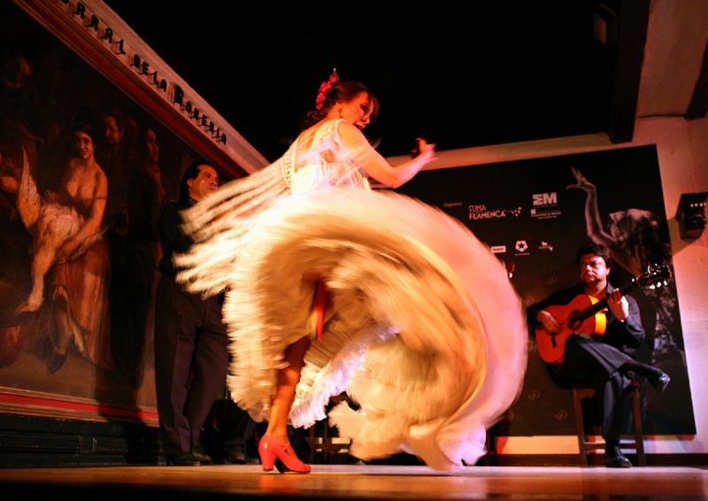 Flamenco - dance 3 (Blanca Del Rey)