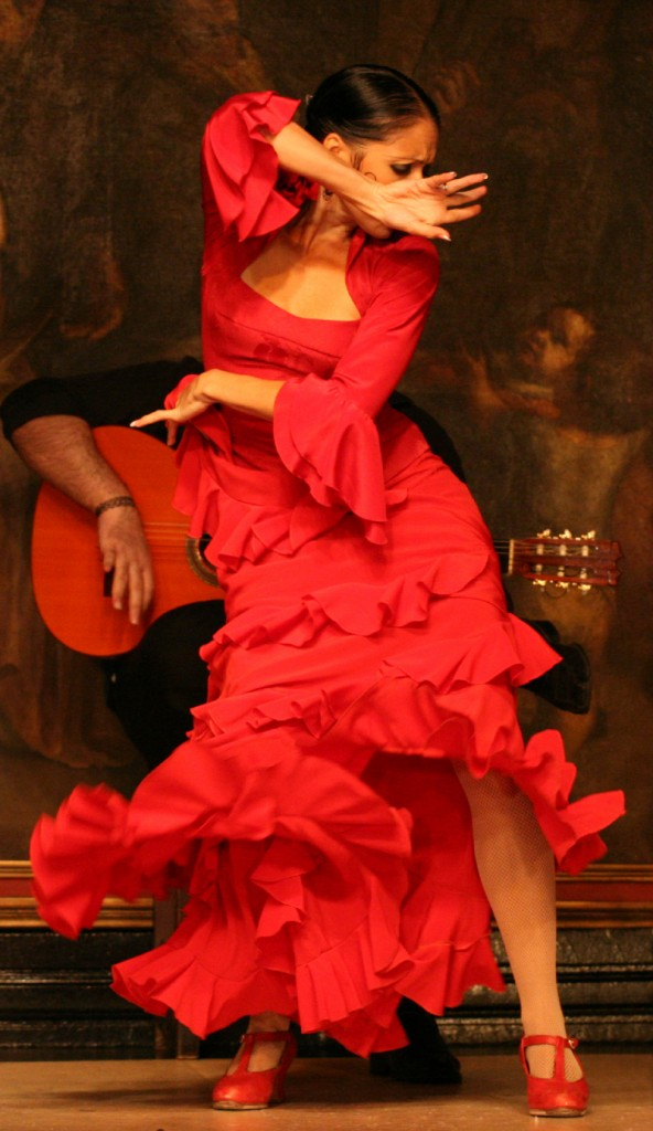 Flamenco - dance 5