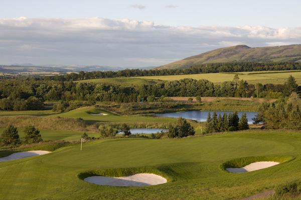 Gleneagles - PGA golf course 2