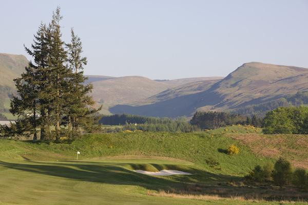 Gleneagles - PGA golf course 4