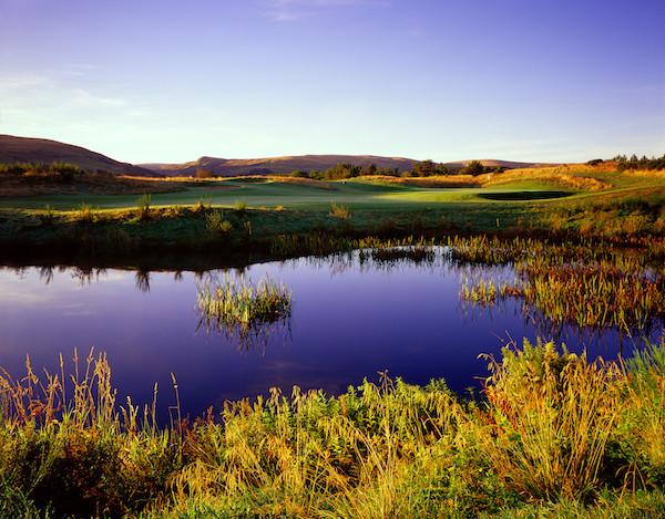 Gleneagles - PGA golf course 6