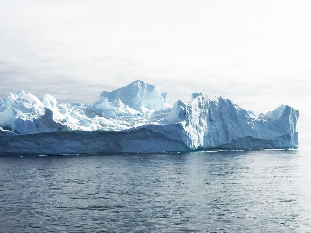 Grönlandskryssning - Skoldungen fjord iceberg(IMG_4305 Bjorn)