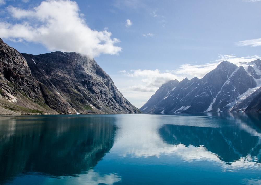 Grönlandskryssning - fjord spectacular (4105 Bjorn)