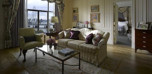 Savoy Hotel, Monet Suite