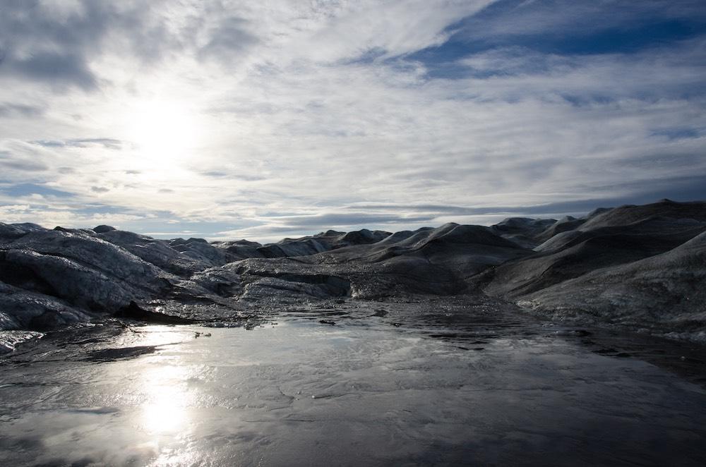 Inlandsisen - frozen lake (7420 Bjorn)