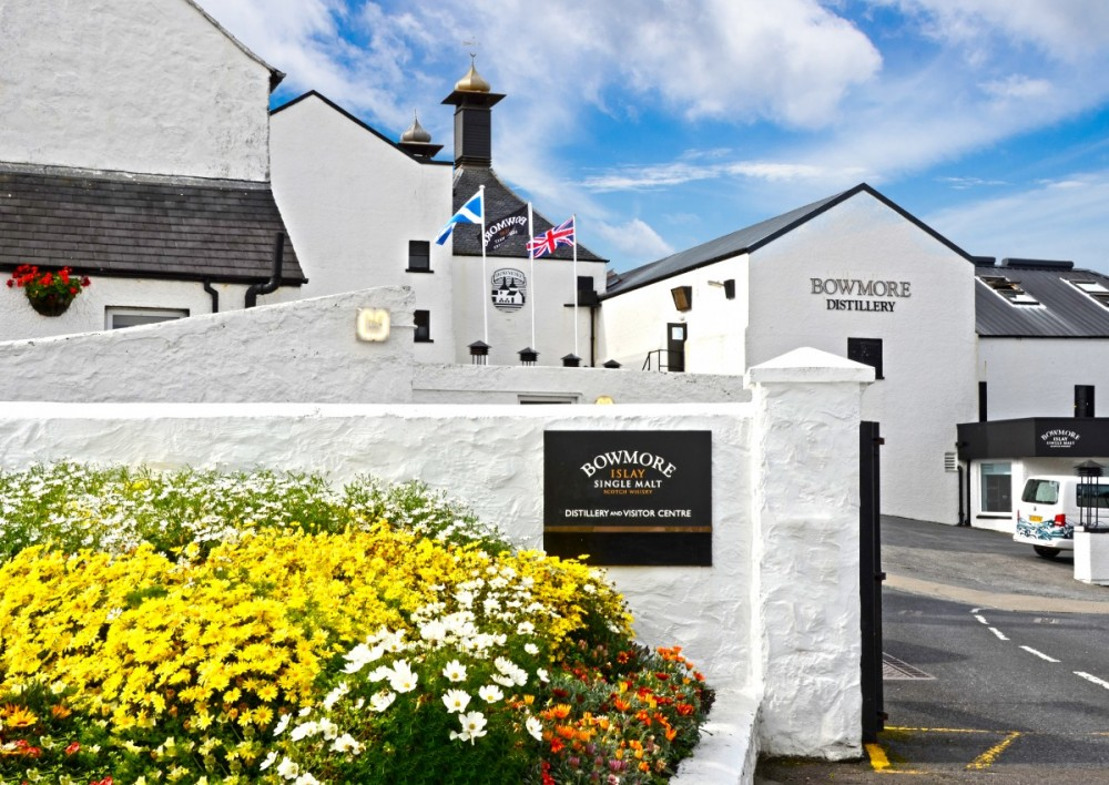 Islay Scotland - Bowmore distillery (15A8132)