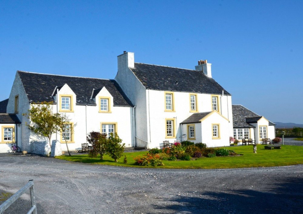 Islay Scotland - Glenegedale guest house (15A8578)