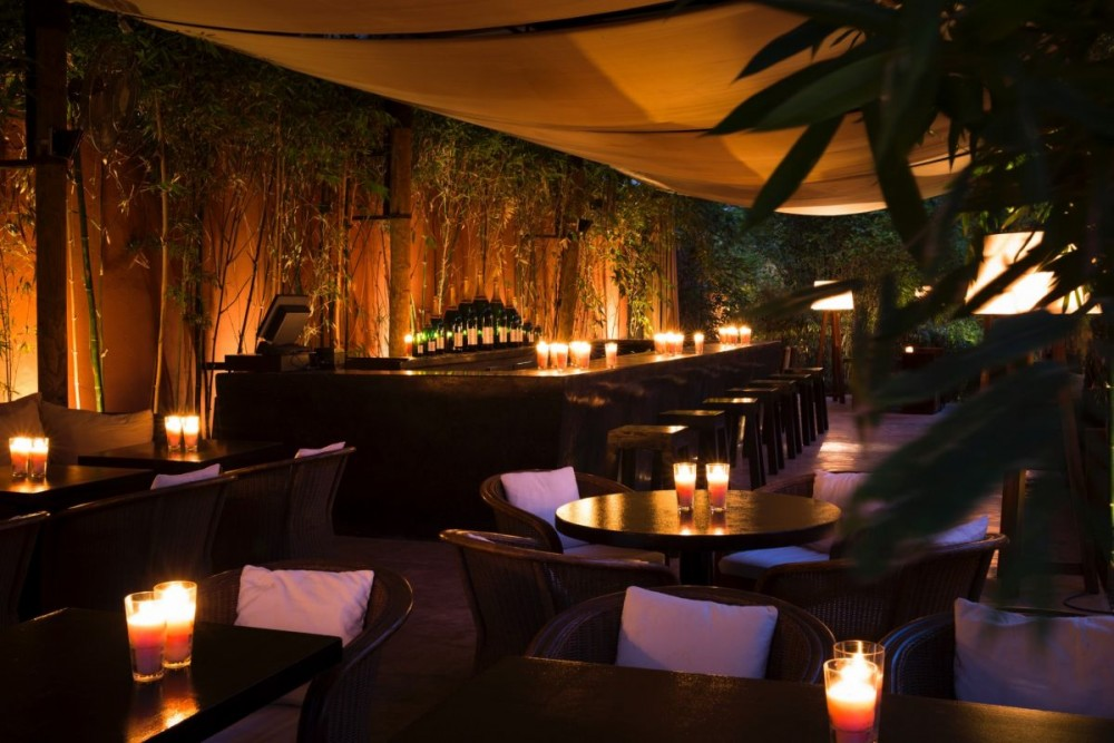 Jardin bar