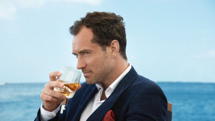 Jude Law stars in the latest film for JOHNNIE WALKER BLUE LABEL Blended Scotch whisky; The Gentleman's Wager available to view here: http://www.Youtube.Com/johnniewalker