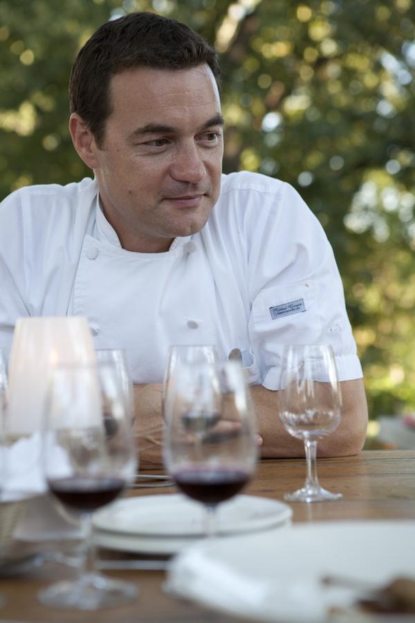 KZ-Terroir, Executive chef Michael Broughton 1