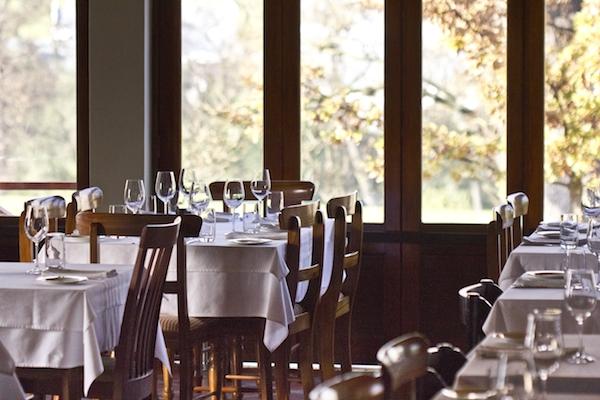 KZ-Terroir, restaurant interior