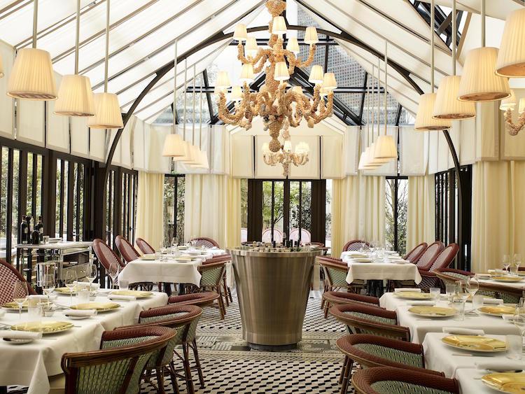 Le Royal Monceau Raffles Paris - Restaurant Il Carpaccio 1