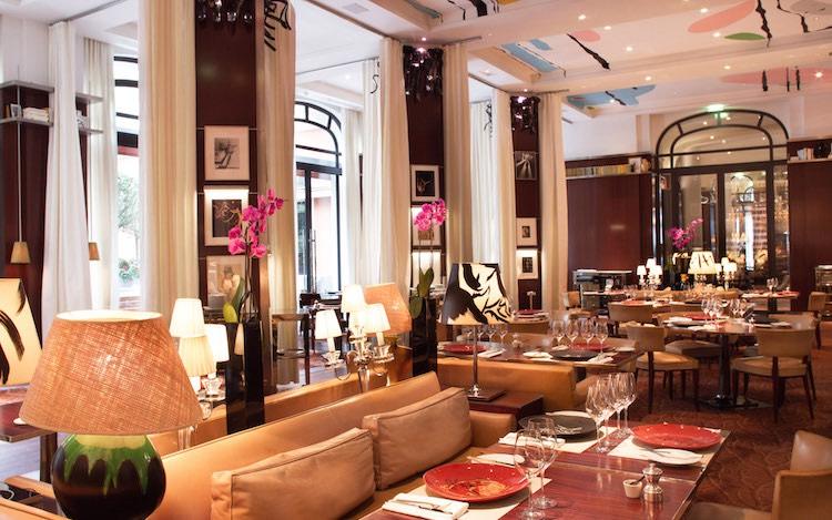 Le Royal Monceau Raffles Paris - Restaurant La Cuisine 5