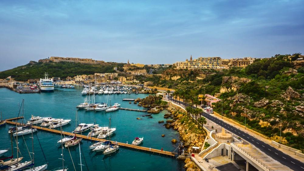 Mgarr Harbour/Gozo.