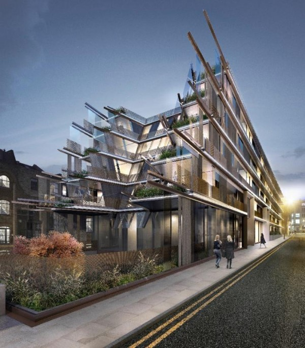 Nobu Hotel Shoreditch East