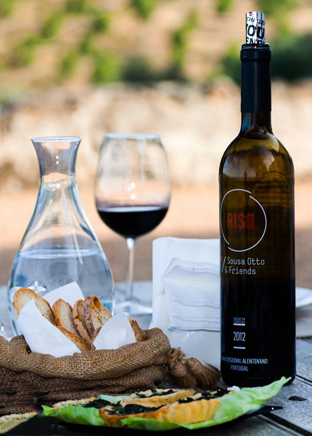Portugal Alentejo - RISO wine