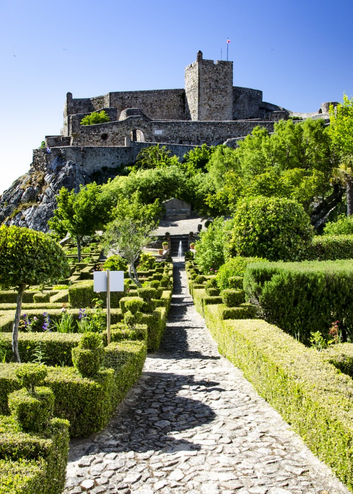 Portugal Alentejo - fortress (16E1074)