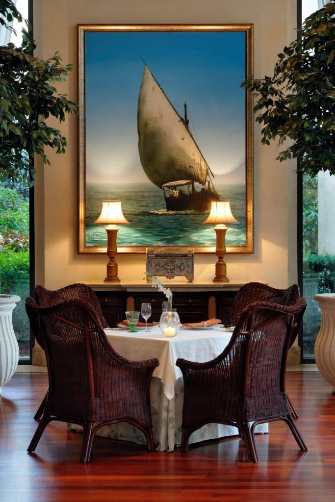 Residence & Spa Dining Room