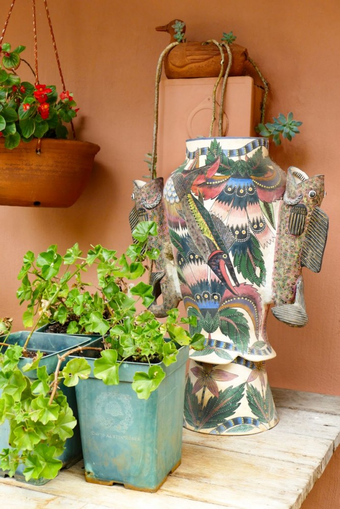 Rovos Rail - Ardmore vase (P1000043)