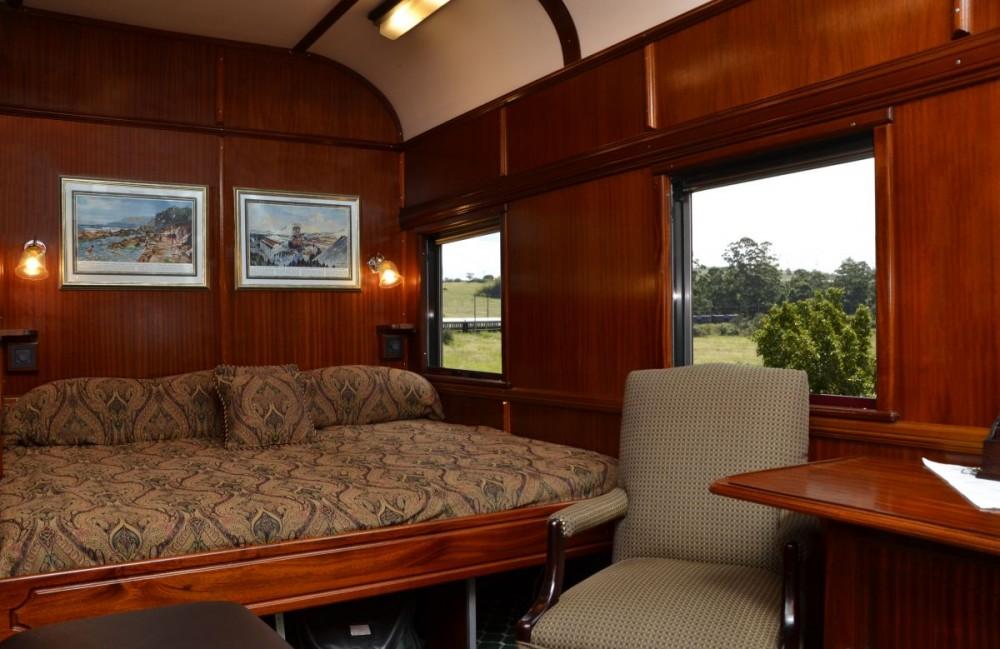 Rovos Rail - deluxe suite (16B0683 D)
