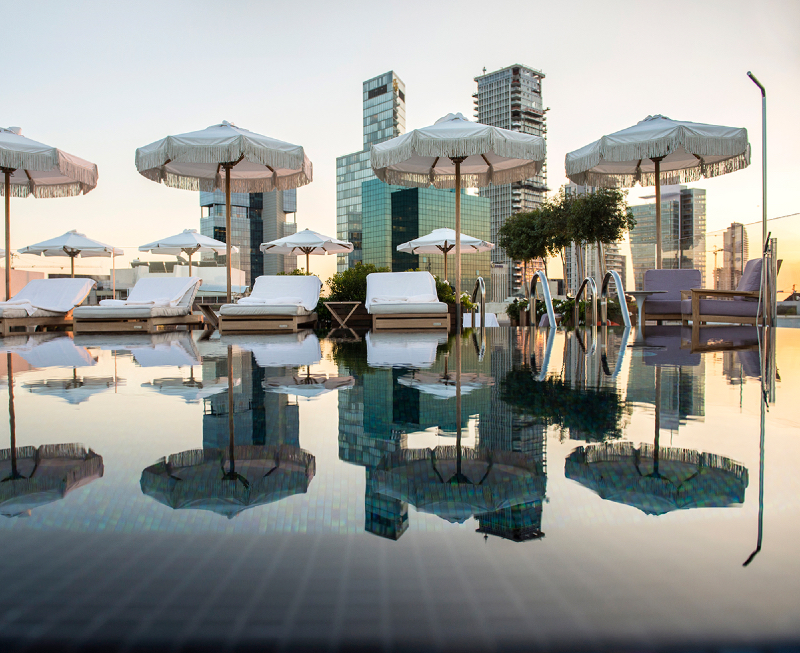 The Norman Hotel Tel Aviv