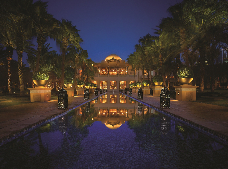 The Palace Esplanade of One&Only Royal Mirage, Dubai