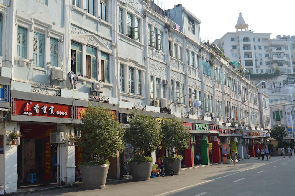 Zhongshan road 2